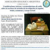 flyer curso como escribir en español (1)